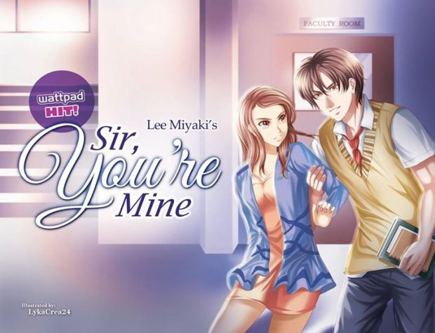 Sir You're Mine